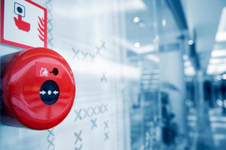 Systemy<br />sygnalizacji pożarowej